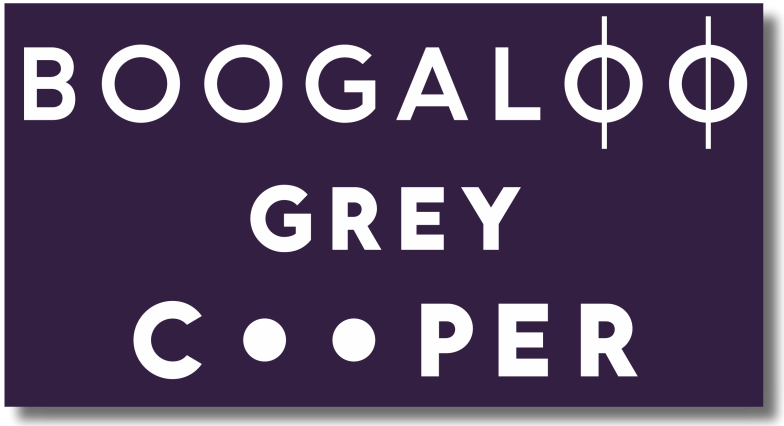 'Boogaloo' Grey Cooper